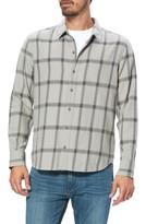 Paige Cooper Plaid Button-Up Shirt
