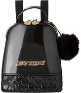 Betsey Johnson Don't Be Jelly Mini Backpack