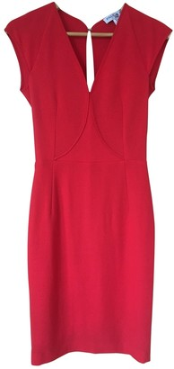 Paul & Joe Red Wool Dress for Women