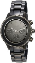 DKNY 3-Hand Chronograph Ceramic Women's watch #NY8671