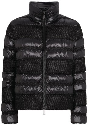 Moncler Dordogne Embroidered Jacket