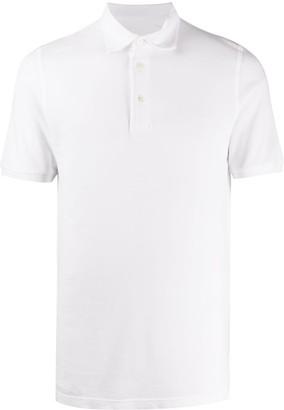 Fedeli Short-Sleeve Polo Shirt
