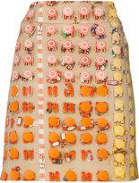 Akris Punto Riviera skirt
