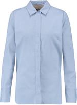 By Malene Birger Vintana cotton-poplin shirt