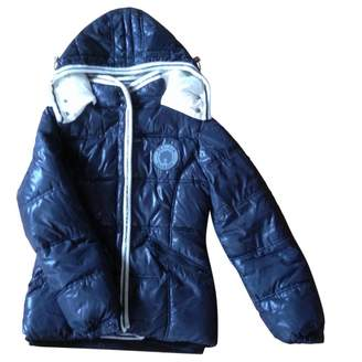 Bel Air Blue Coat for Women