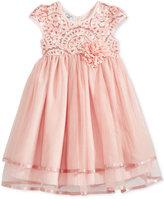 Marmellata Empire Waist Mesh Dress, Toddler & Little Girls (2T-6X)