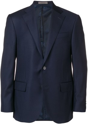 Corneliani single breasted blazer