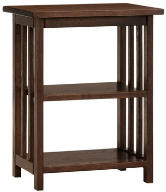 L.L. Bean American Mission Two Shelf End Table