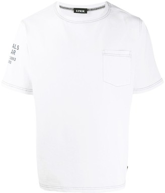 U.P.W.W. short sleeved cotton T-shirt