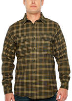 Walls YL861 Men's Long Sleeve Heavy Weight Brushed Flannel Plaid Button-Front Shirt, Medium , Multiple Colors