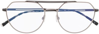 Lacoste Aviator Framed Glasses