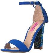 Betsey Johnson Blue by Women's Rallo dress Sandal
