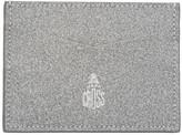 Mark Cross Silver Stamp Card Holder