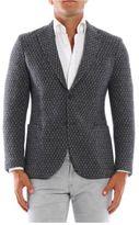 Eleventy Jacquard Jacket