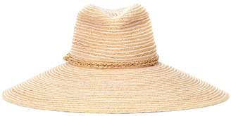 Lola Hats Candy Stripes raffia hat