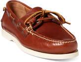 Polo Ralph Lauren Ralph Lauren Merton Leather Boat Shoe