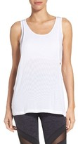 Beyond Yoga Women's On & Off Ribbed Double Layertank