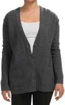 Inhabit V-Neck Cardigan Sweater (For Women)