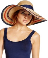 Eugenia Kim Bunny Striped Floppy Hat