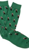 J.Mclaughlin Christmas Labrador Socks