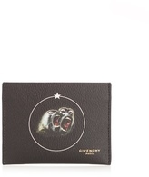 Givenchy Monkey Brothers-print Cardholder