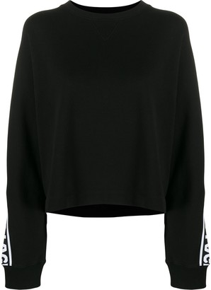 Karl Lagerfeld Paris Rue St-Guillaume logo sweatshirt