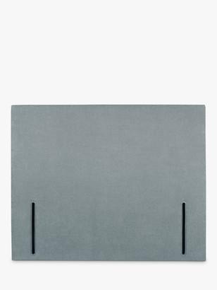 John Lewis & Partners Emily Full Depth Upholstered Headboard, Small Double