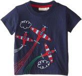 Jo-Jo JoJo Maman Bebe Airshow T Shirt (Baby) - Navy-18-24 Months