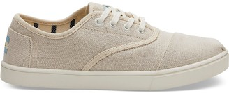 Toms Natural Heritage Canvas Women's Cupsole Cordones Sneakers Venice Collection