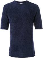 Ex Infinitas - Lusso T-shirt - men - Polyamide/Viscose - S