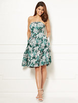 New York & Co. Eva Mendes Collection - Jacquard Del Mar Dress