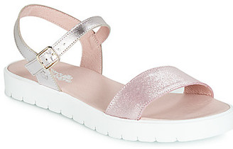 Citrouille et Compagnie GAPOTI girls's Sandals in Pink