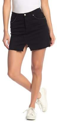 BA&SH Jupe Denim Skirt