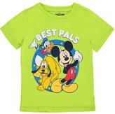 "Disney Mickey Mouse Little Boys' Toddler ""Best Pals!"" T-Shirt"