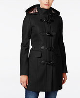 Tommy Hilfiger Hooded Toggle Walker Coat