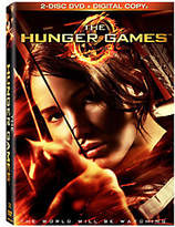 Lionsgate The Hunger Games 2-Disc DVD and UltraViolet Digital Copy