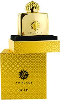 Amouage Women's 3.3Oz Gold Eau De Parfum Spray