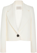 Carolina Herrera Cropped Blazer Jacket