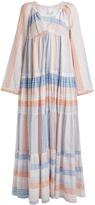 Stella McCartney V-neck striped dress