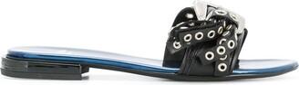 Toga Pulla Studded Buckled Sandals