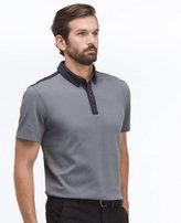 AG Jeans The Barkwood Polo