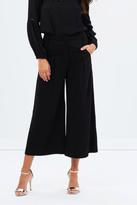 Shilla Flare Black Culotte