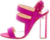 Aperlaï Signature Heel Sandals