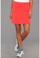 adidas CLIMALITE Range Wear Skort (Bright Coral) - Apparel