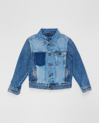 Tommy Hilfiger Block Trucker Jacket - Teens