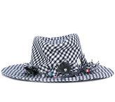 Maison Michel Pierre hat - women - Cotton - M