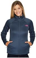 The North Face Agave Full Zip Women's Sweatshirt