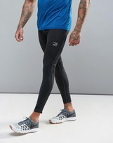 Jack and Jones Tech Running Leggings In Tech Dry Fabric