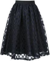 Muveil full layered skirt - women - Polyester - 36