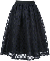 Muveil full layered skirt